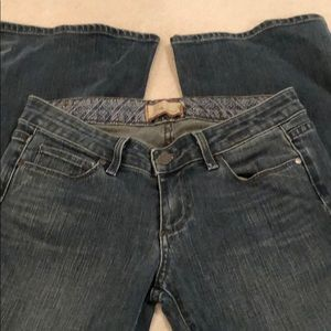 Paige Laurel Canyon size 27